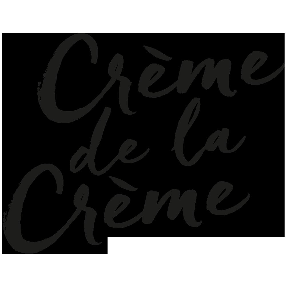Příchutě De la Crème