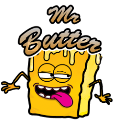 Příchutě Mr. Butter