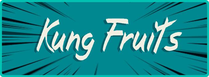 Příchutě Kung Fruits