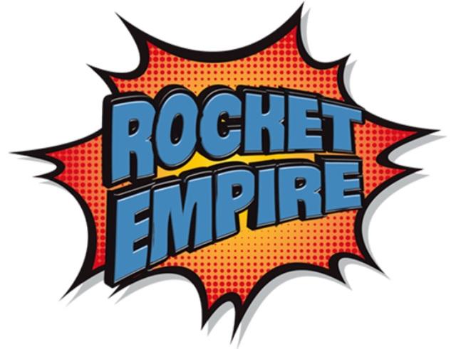 Příchutě Rocket Empire