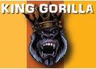 Příchutě KING GORILLA - DOPRODEJ AKCE