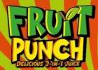 Příchutě Fruit Punch - DOPRODEJ AKCE