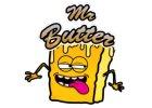 Příchutě Mr. Butter - DOPRODEJ AKCE
