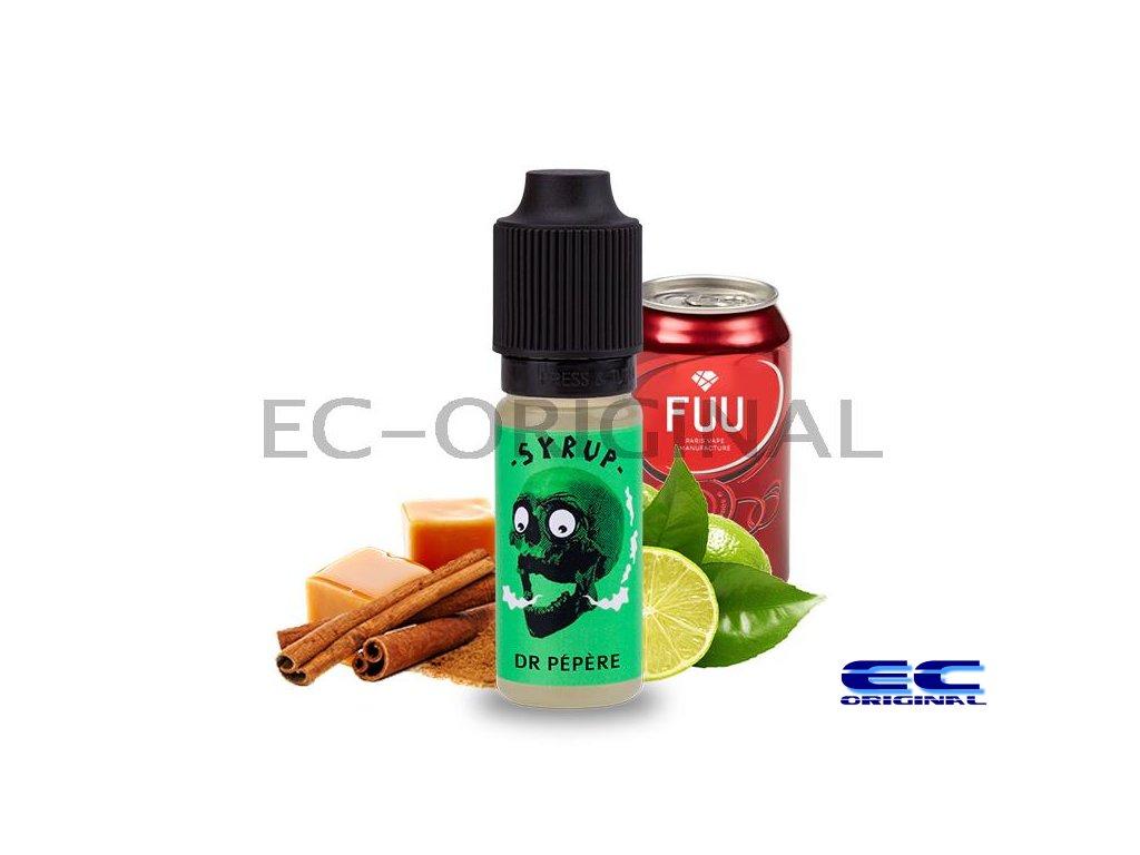 Dr Pépère (Kolový nápoj) - příchuť The Fuu - Syrup