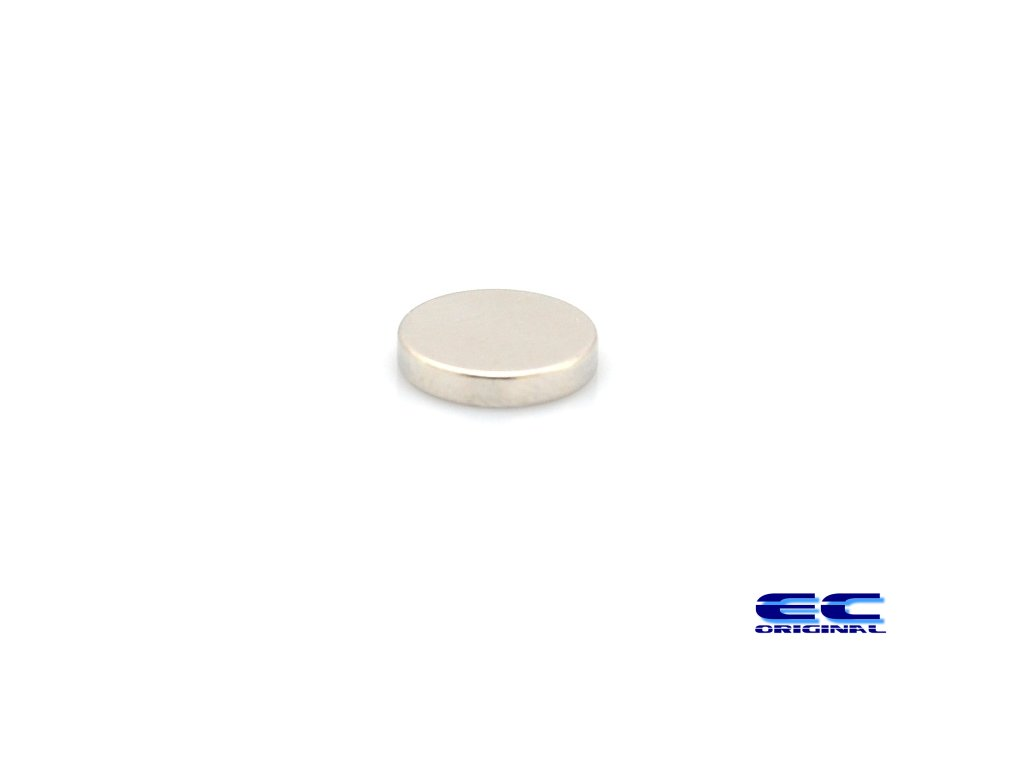 Magnet Neodymový 10x2mm