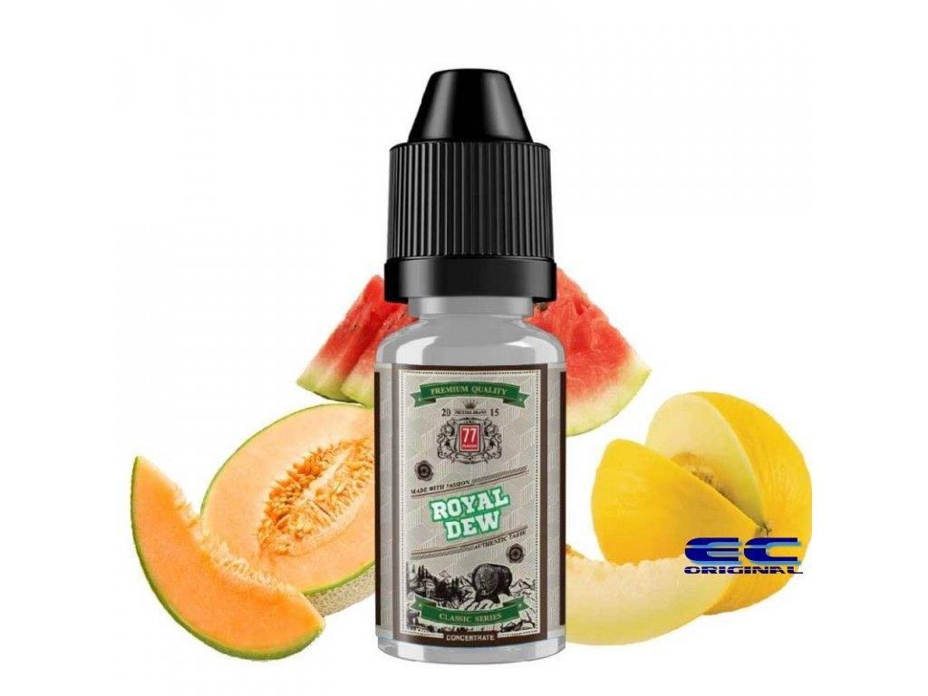 royal dew premix concentre 77 flavor
