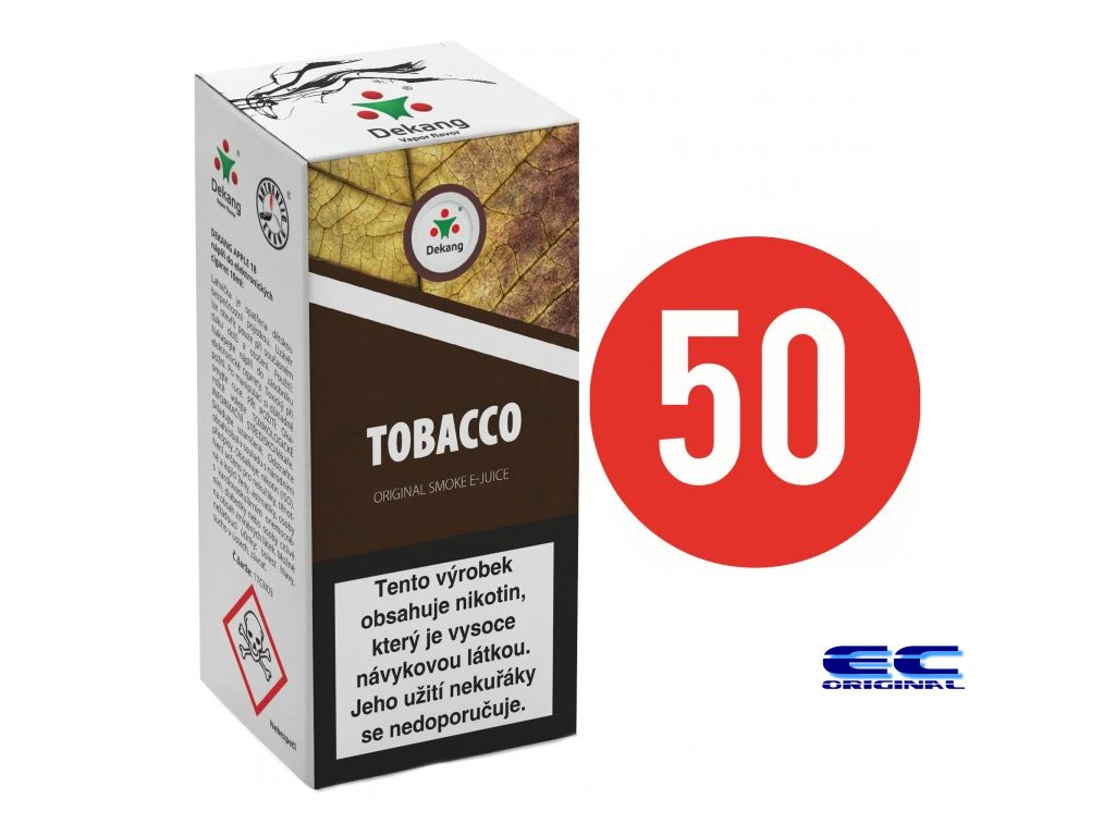 liquid dekang fifty tobacco 10ml 6mg tabak.png