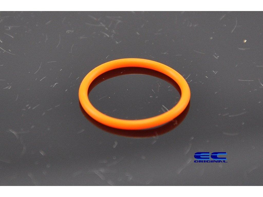 O-kroužek 17x1,5mm - Silikon oranžový