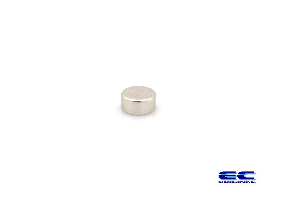 Magnet Neodymový 6x3mm