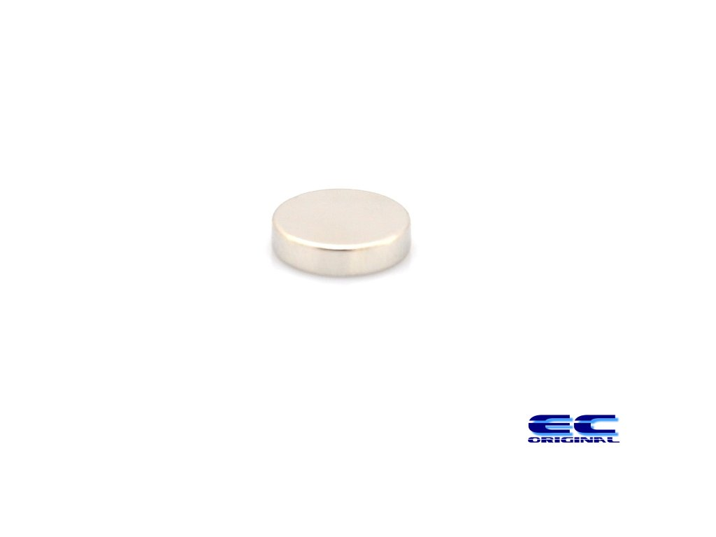 Magnet Neodymový 10x2,5mm