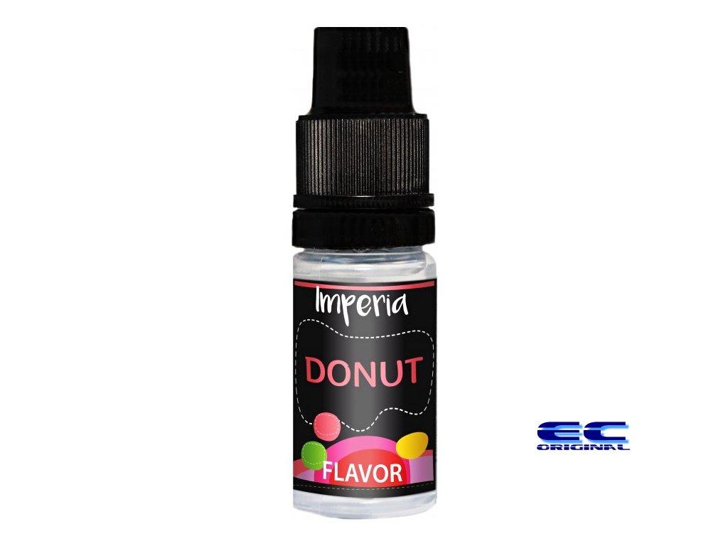 donut oblíbená kobliha příchuť imperia black label ec original