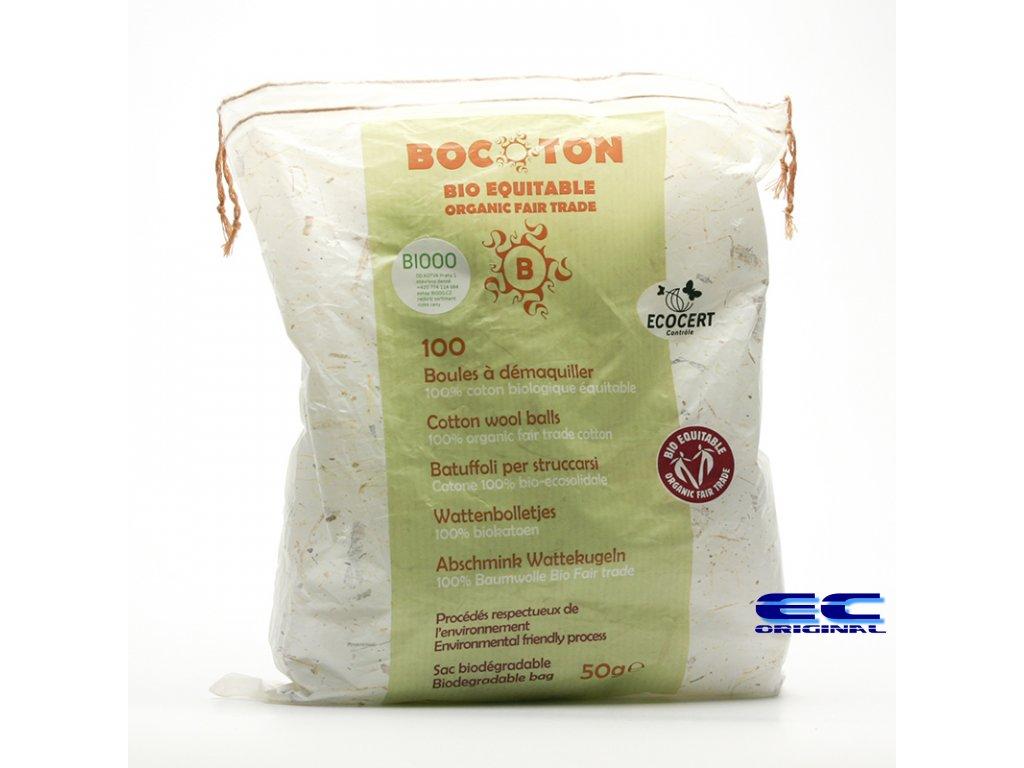 BOCOTON 100% organická bavlna 2g