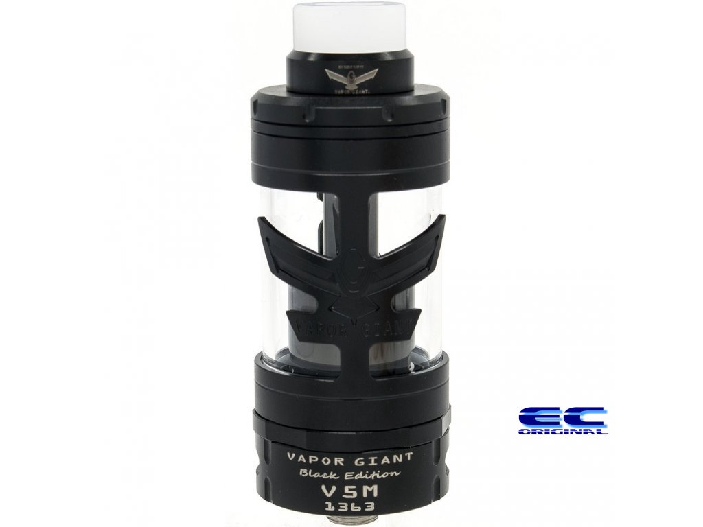 Atomizér Vapor Giant V5 M 25mm Black Edition