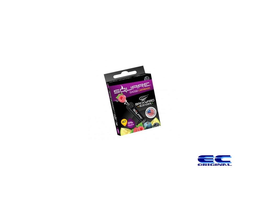 Cartridge Square pro E-Hose BIG / MINI / 2.0 (Backyard Blender) (1ks)