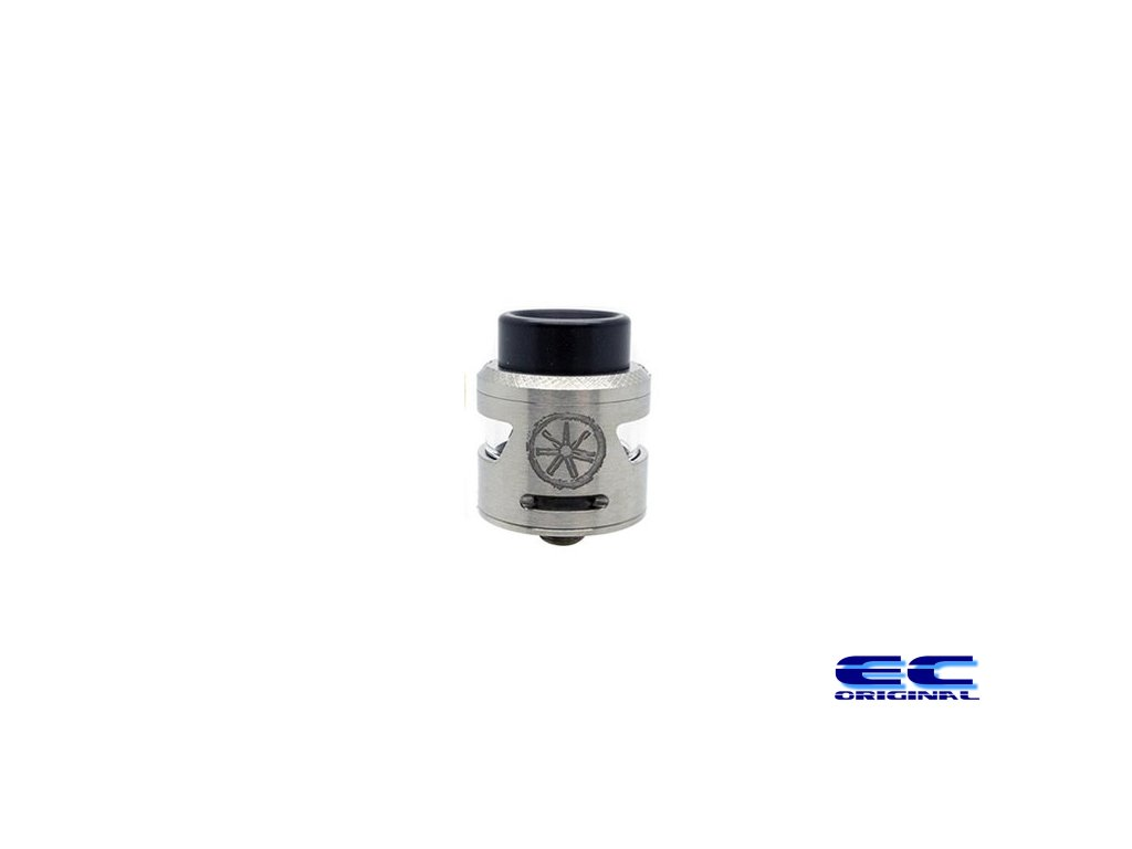 asmodus bunker rda clearomizer silver.png