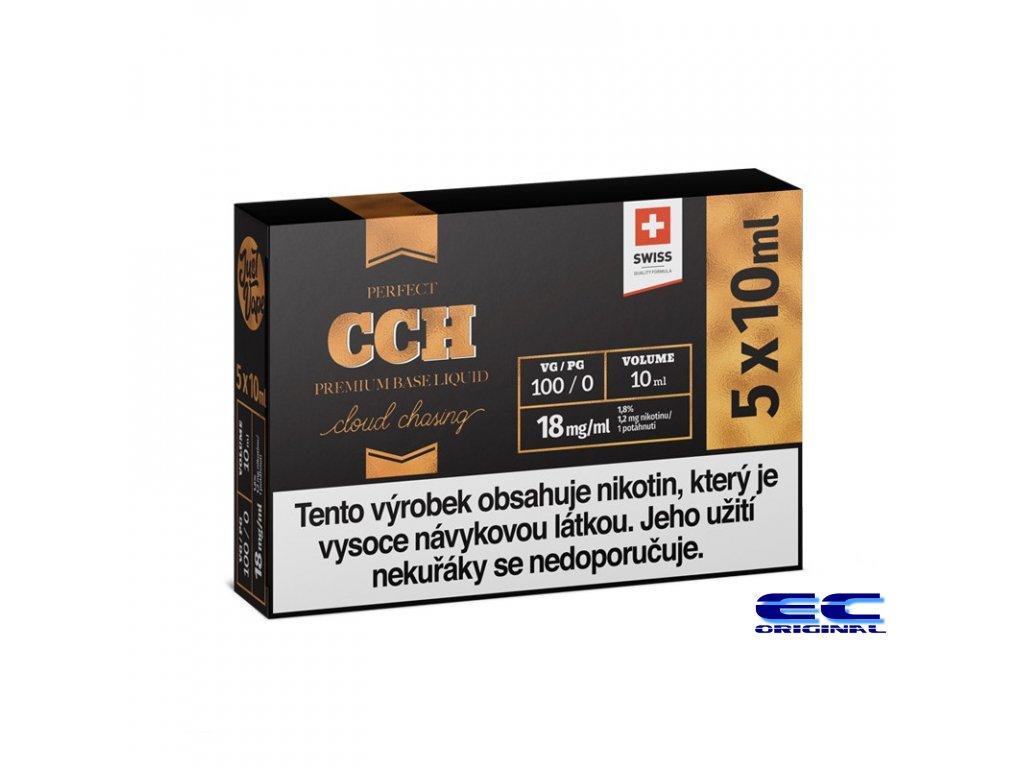 CCH 5x10ml 18mg