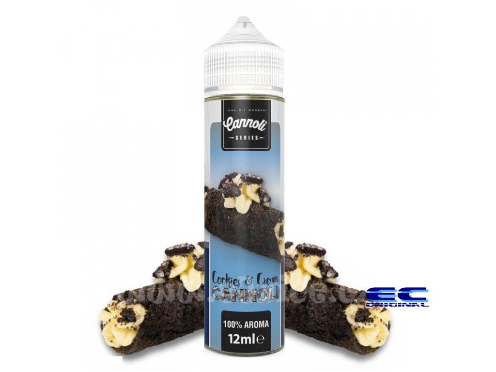 Cookies & Cream Cannoli