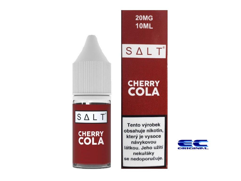 liquid juice sauz salt cz cherry cola 10ml 20mg