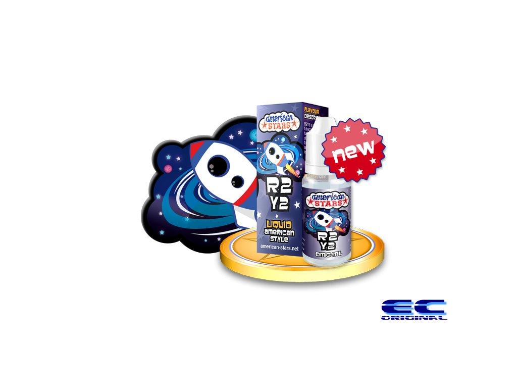 E-liquid American Stars 10ml - R2Y2