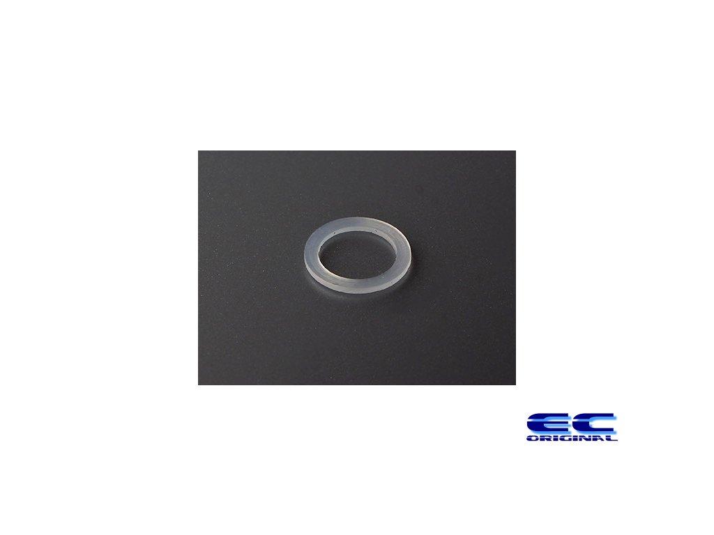 O-kroužek 7,2mm silikonový placatý
