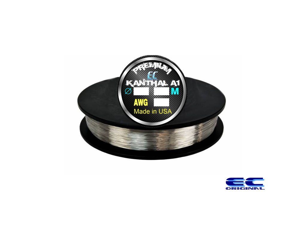 Drát Kanthal A1 PREMIUM 1m - MADE IN USA
