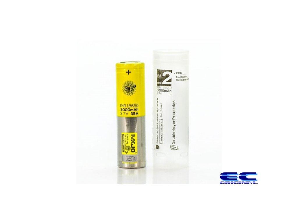 14541 mxjo 3000mah imr 18650 battery 2