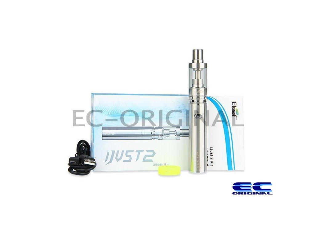 Elektronická cigareta eLeaf iJust 2 - kompletní set