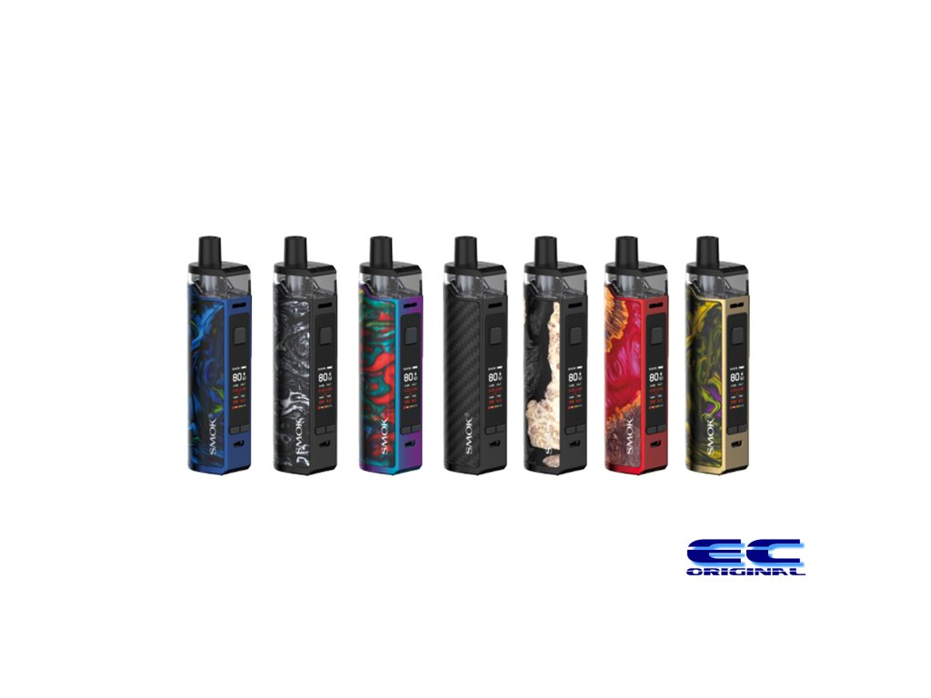 Smok RPM 80 Kit preview colours e1576352840191