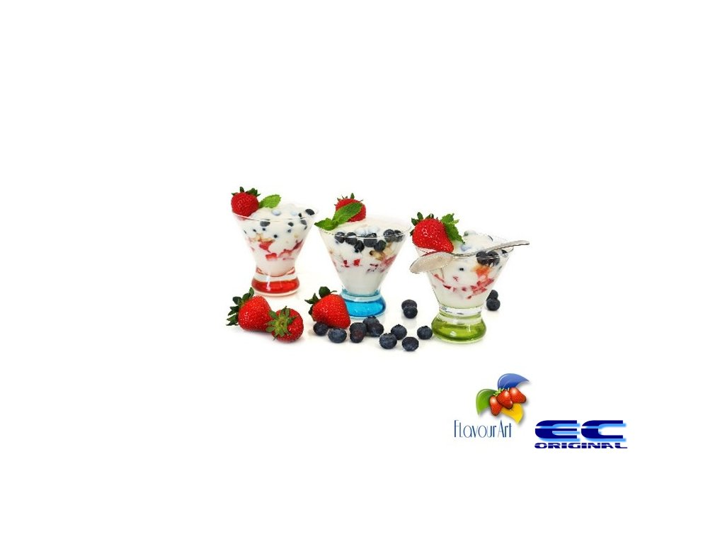 Jogurt (Yogurt) - Příchuť Flavour Art