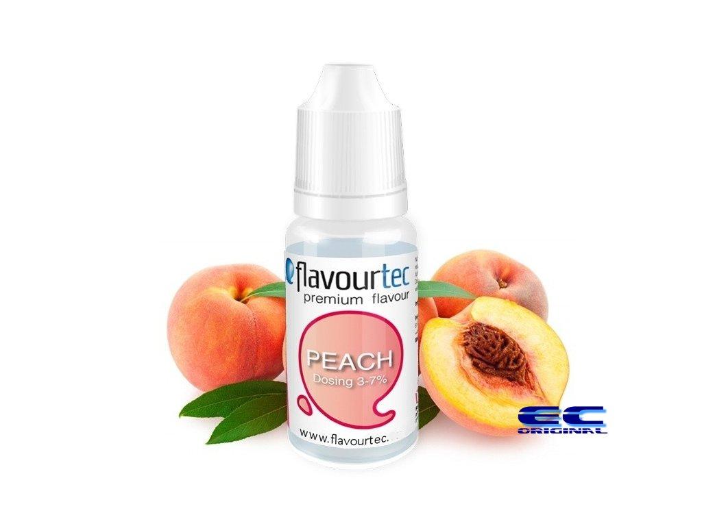Flavourtec - Příchuť - Broskev (Peach)