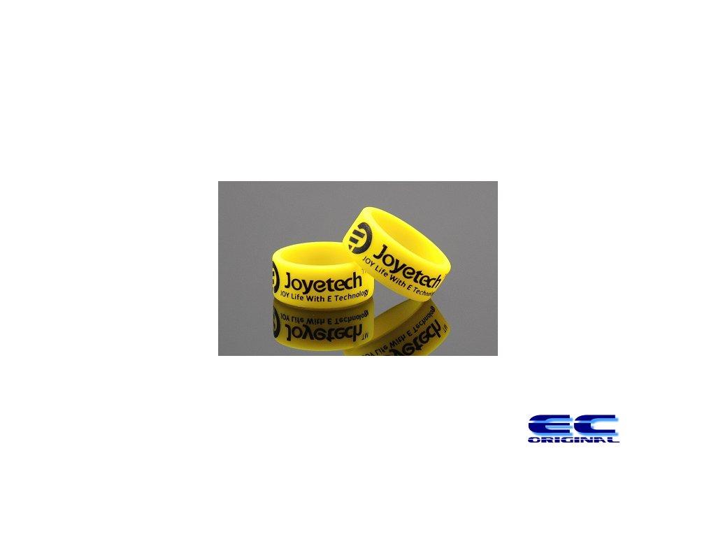 Dekorativní kroužek velký Joyetech žlutý