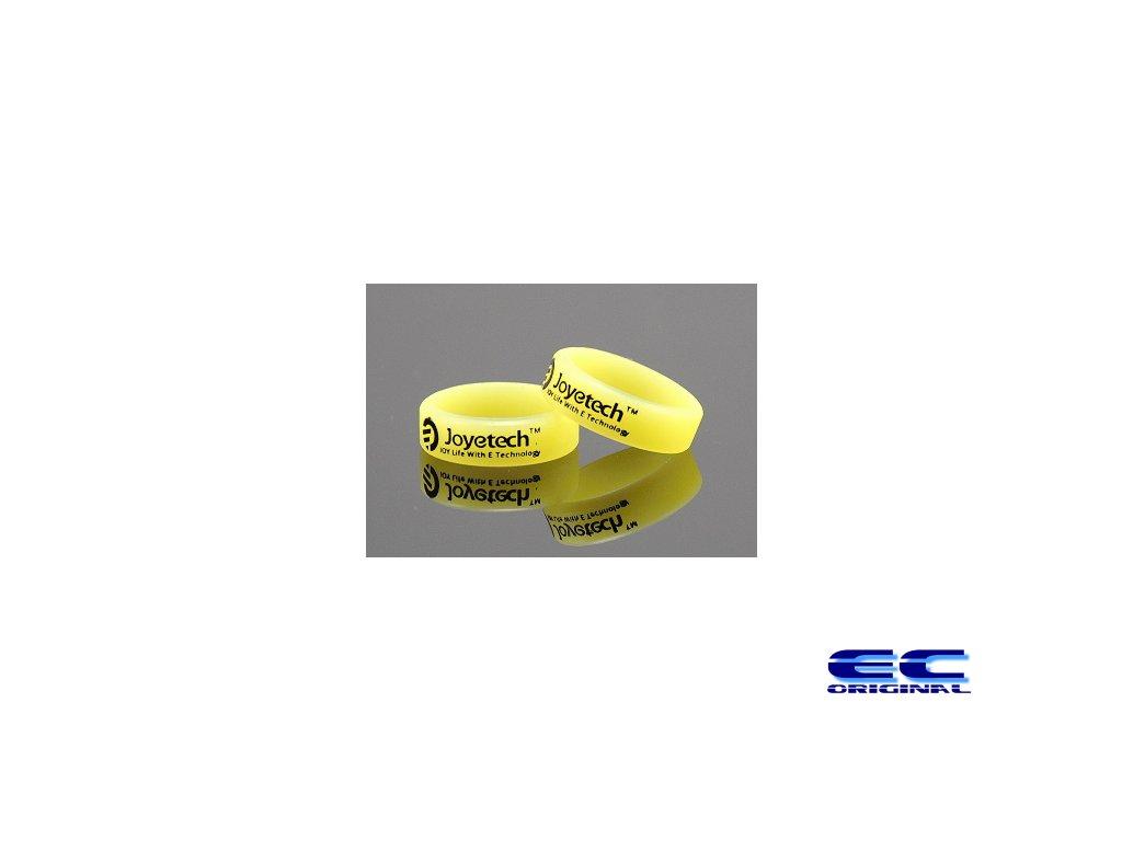 Dekorativní kroužek velký Joyetech žlutý Lumino
