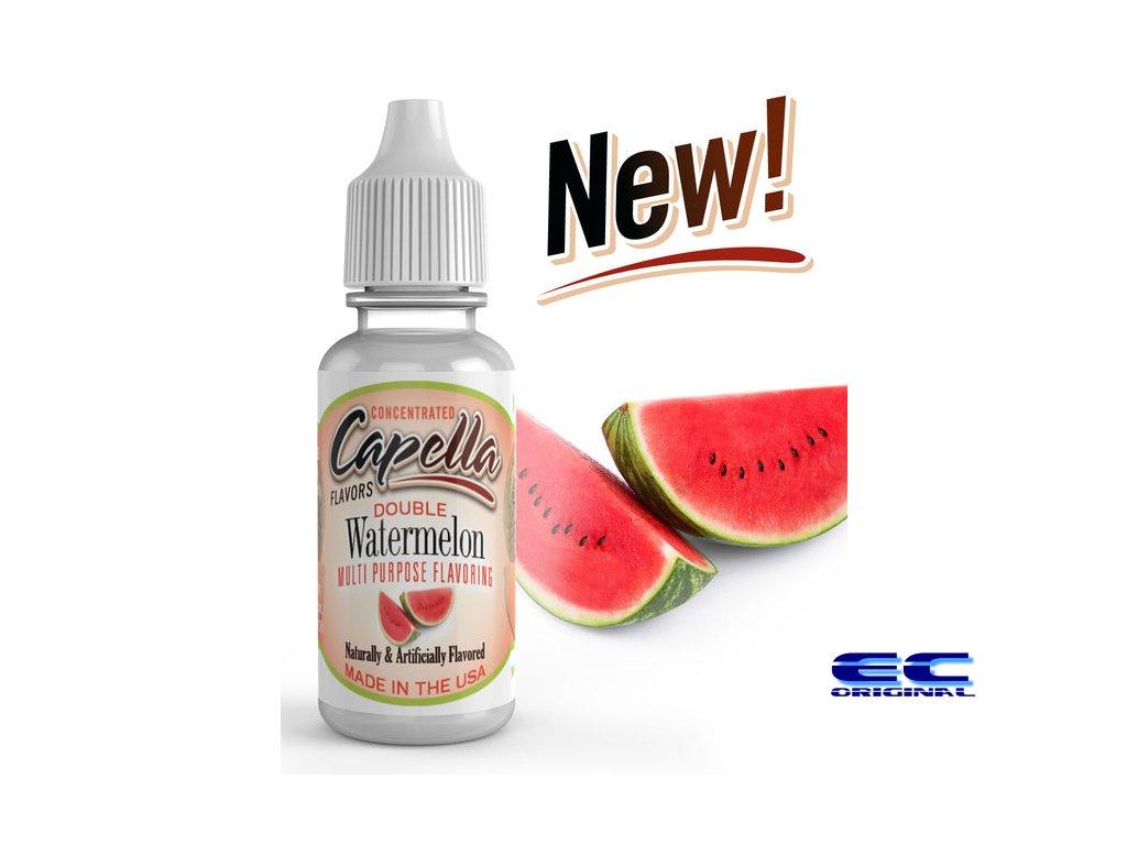 Vodní meloun double (Double Watermelon) - Příchuť Capella Flavors