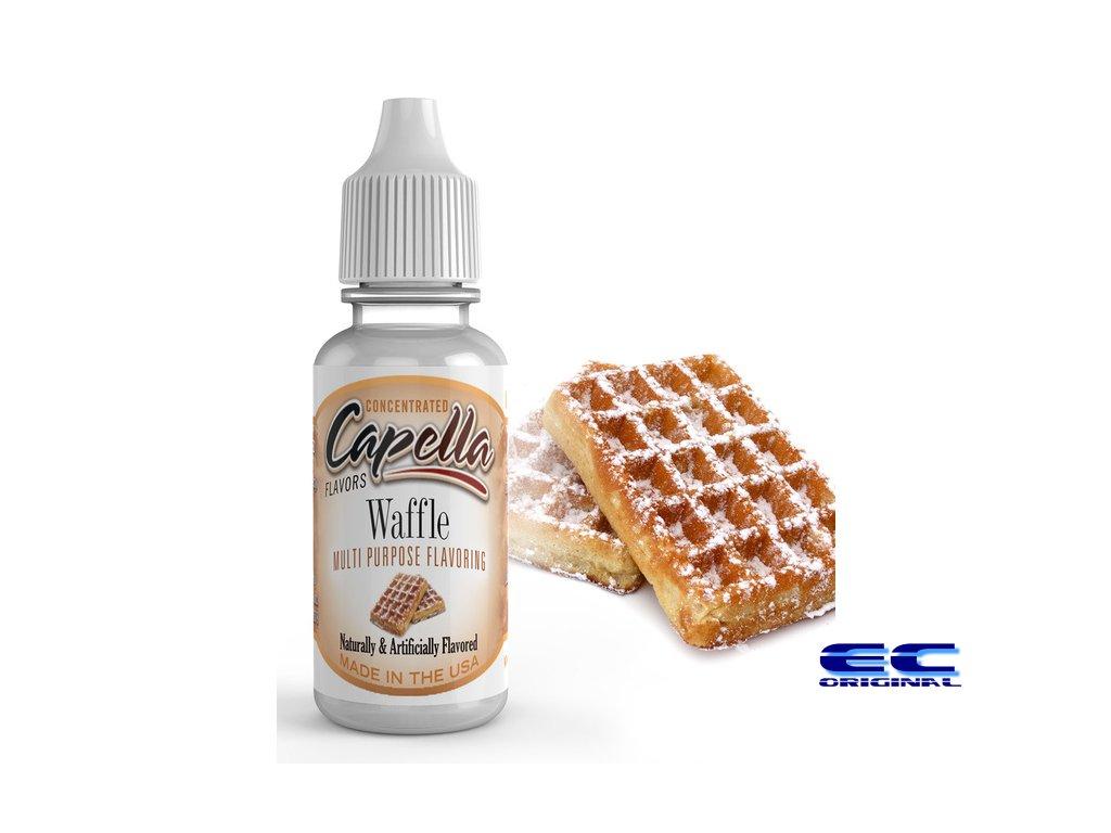 Vafle (Waffle) - Příchuť Capella Flavors