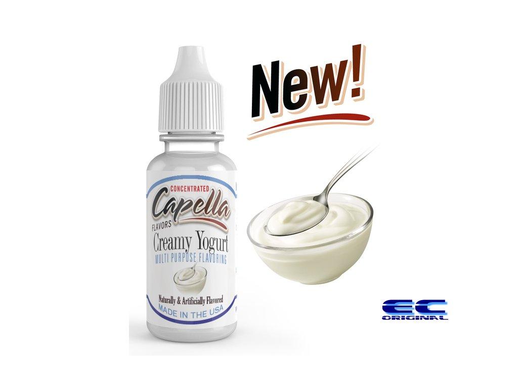 Krémový jogurt (Creamy Yogurt) - Příchuť Capella Flavors
