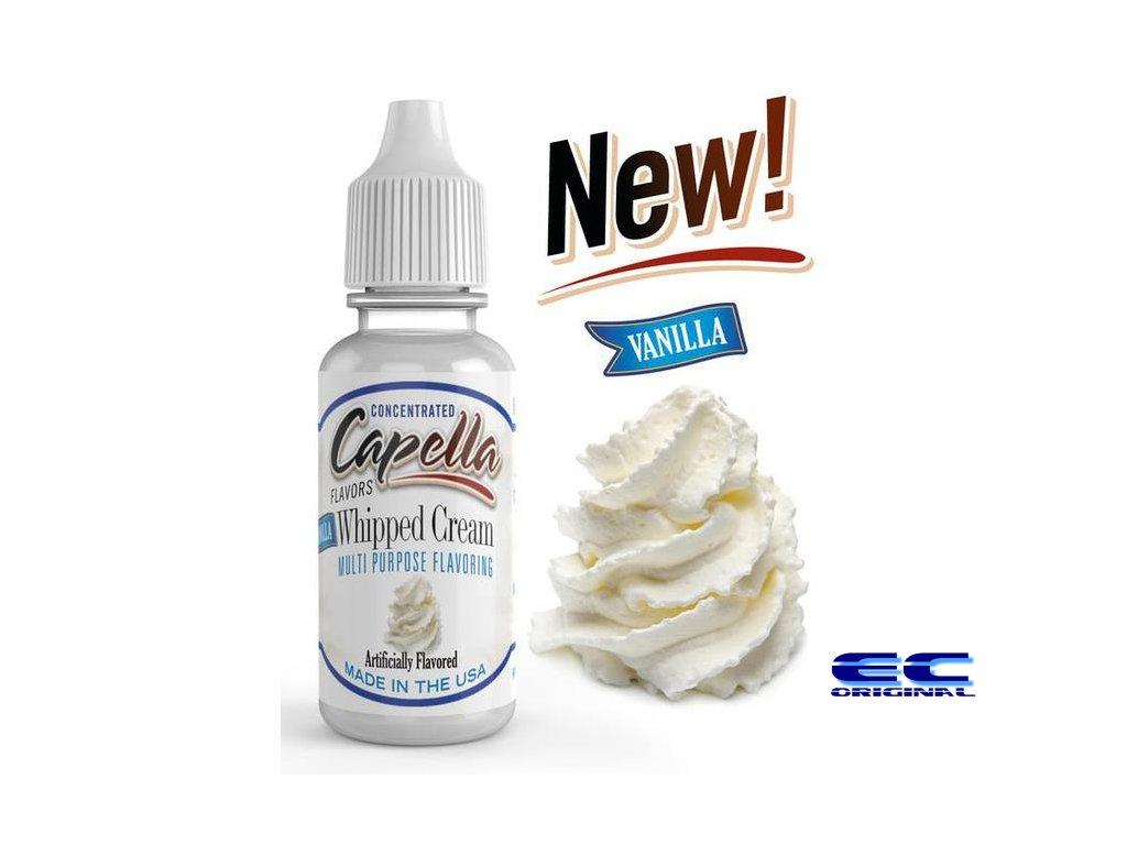 Vanilková šlehačka (Vanilla Whipped Cream) - Příchuť Capella Flavors