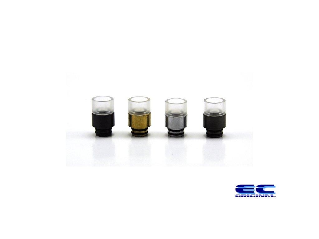 Náustek 510 nerez + akryl krátký 4 druhy