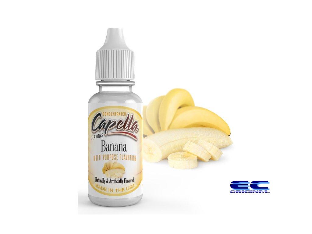 Banán (Banana) - Příchuť Capella Flavors