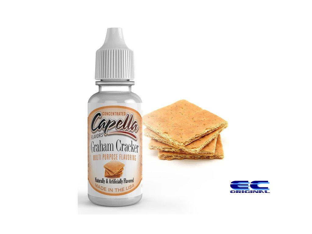 Graham Cracker (Graham Cracker) - Příchuť Capella Flavors