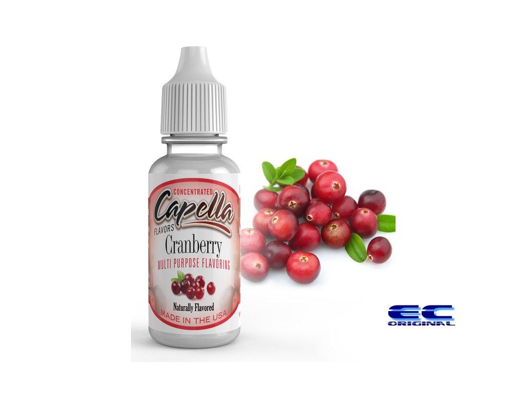 Brusinky (Cranberry) - Příchuť Capella Flavors