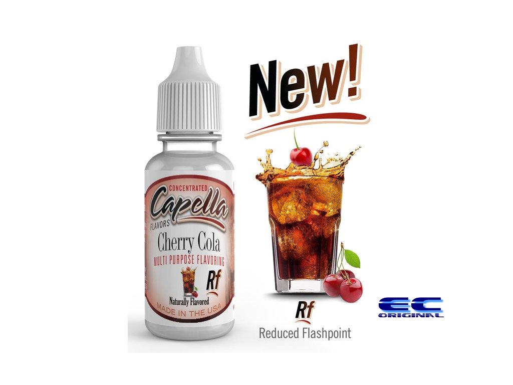 Kola s višní (Cherry Cola-Rf) - Příchuť Capella Flavors