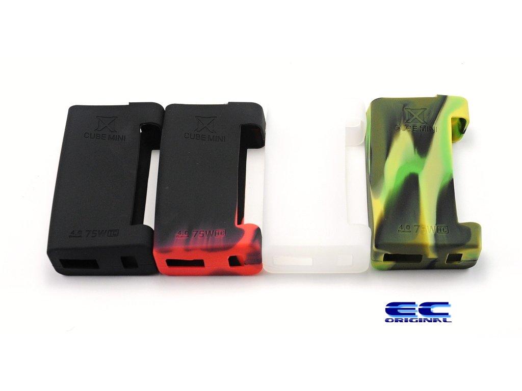 Silikonové premium pouzdro Smok X CUBE II MINI
