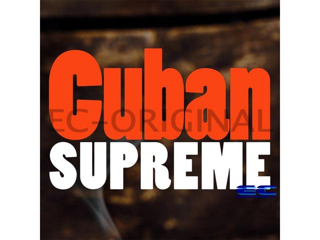 Cuban supreme - Příchuť Flavour Art