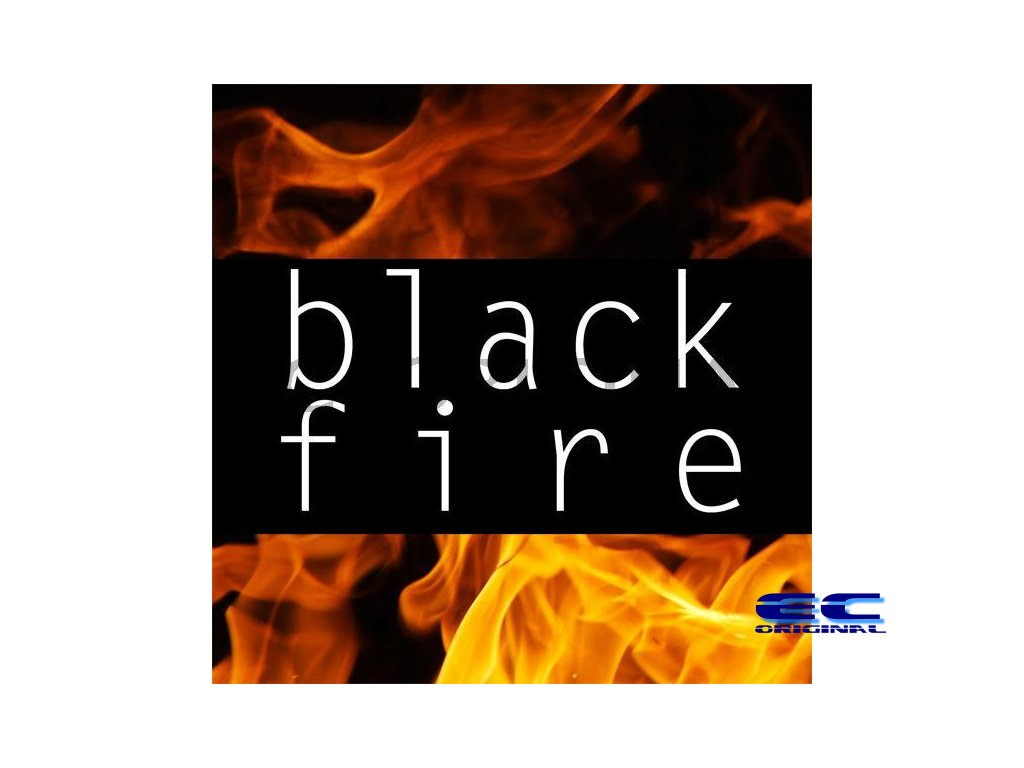 Black Fire - Příchuť Flavour Art