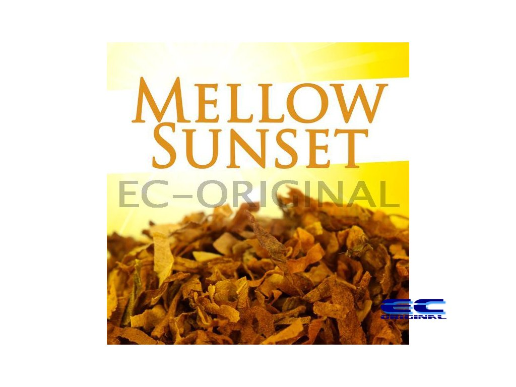 Mellow Sunset - Příchuť Flavour Art