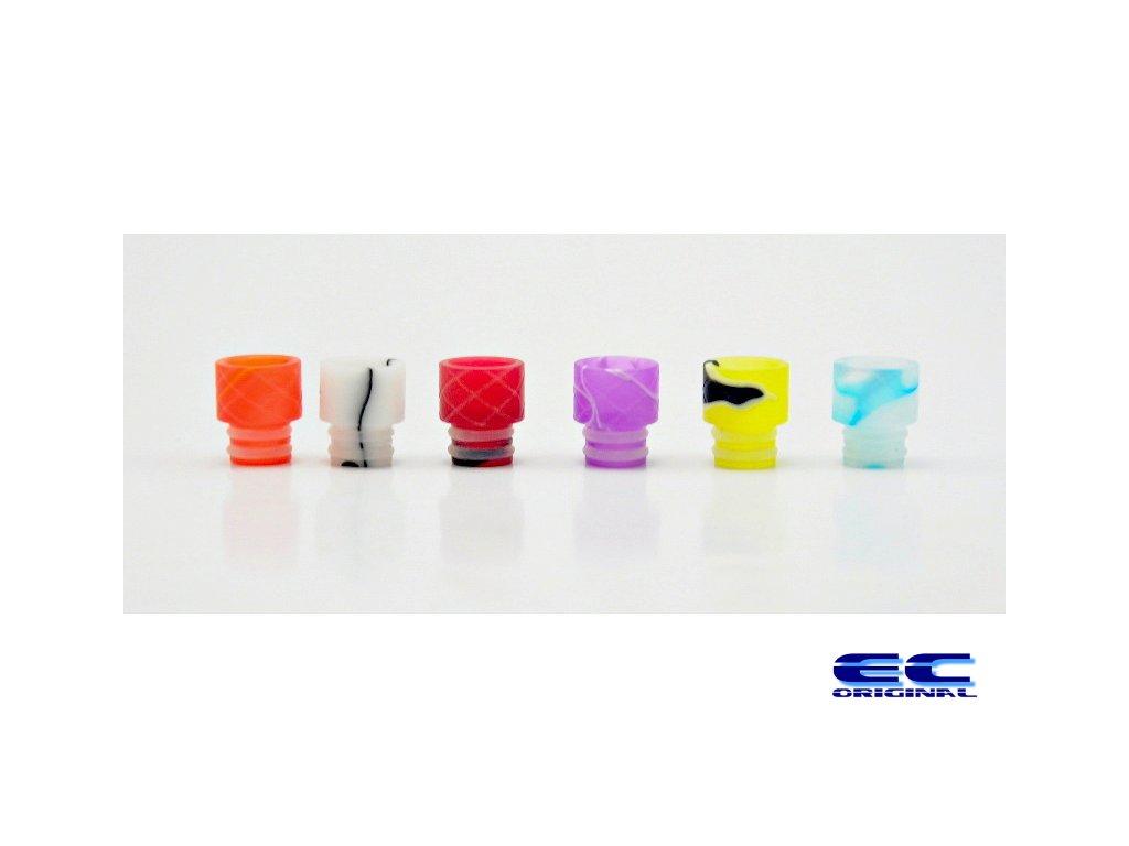 Akrylový náustek 510 - 14mm - 8 barev V2