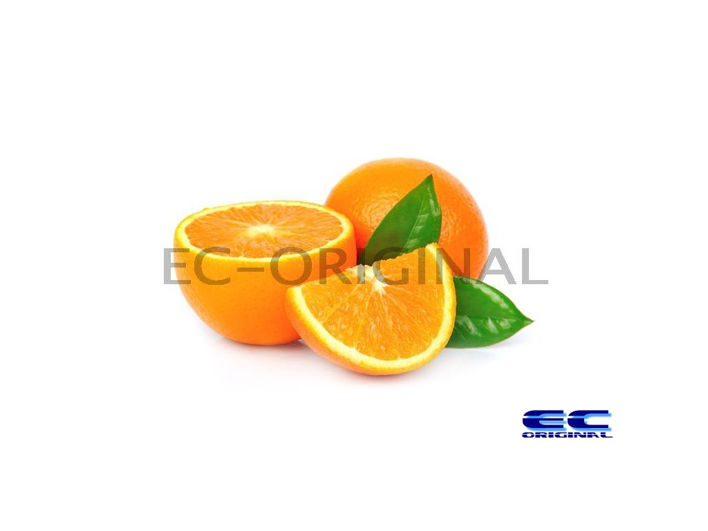 Pomeranč (Orange) - Příchuť Flavour Art