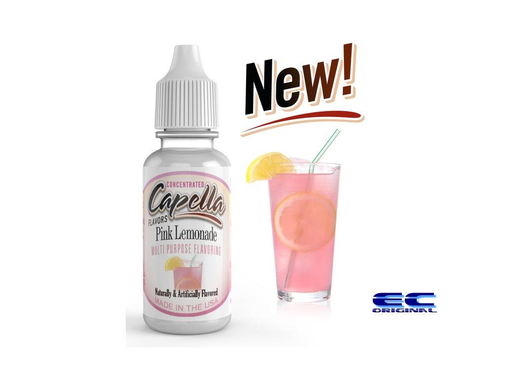 Růžová limonáda  (Pink Lemonade) - Příchuť Capella Flavors