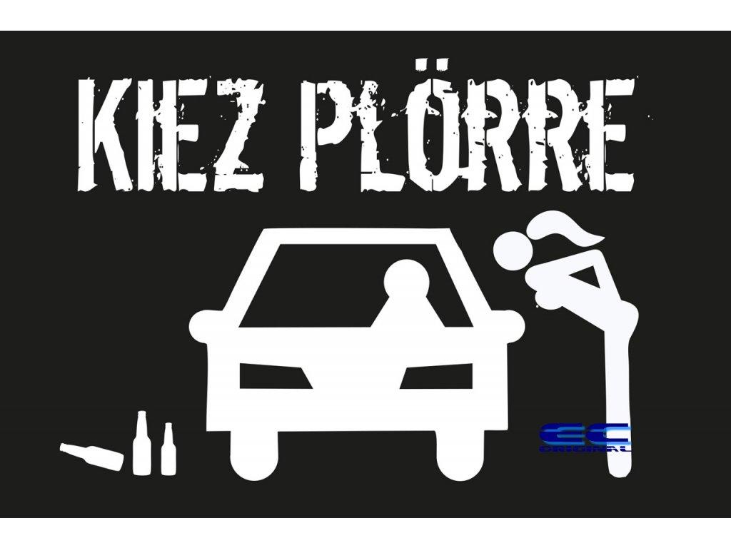 Kiez Plörre - Příchuť SMOKING BULL