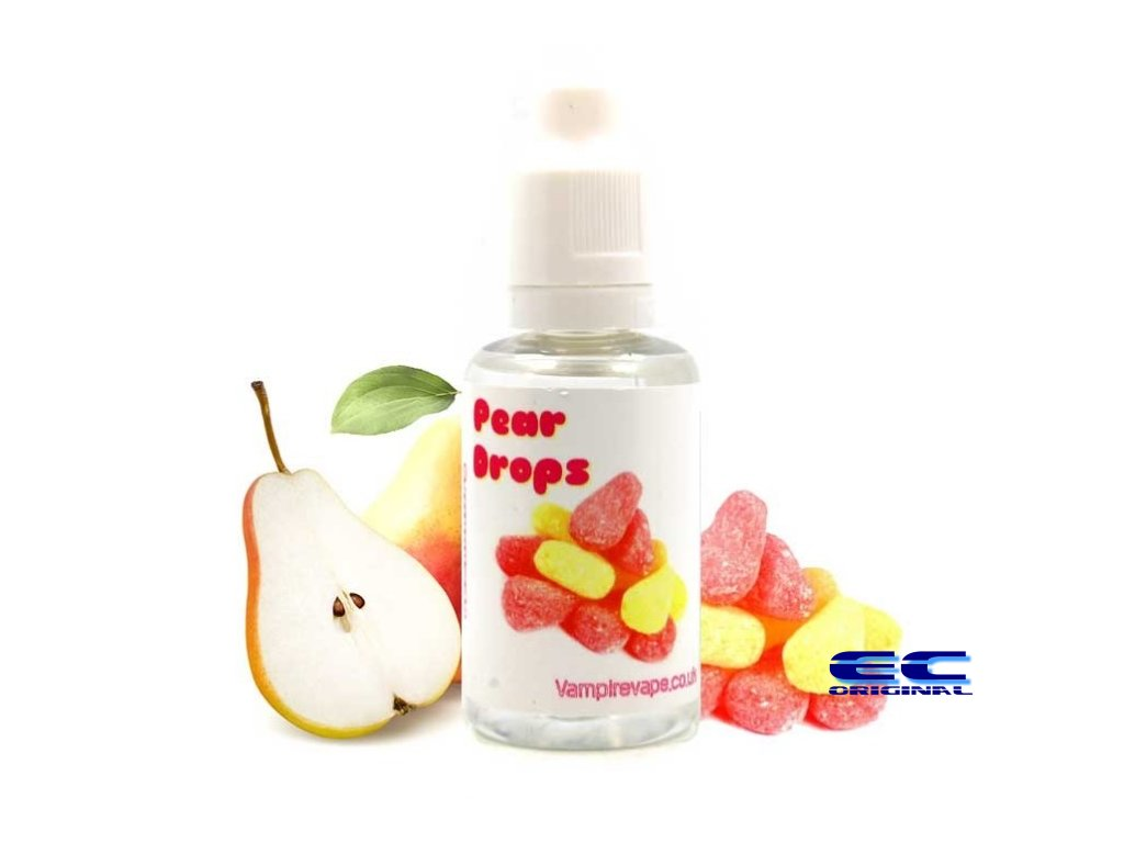 Pear Drops 3
